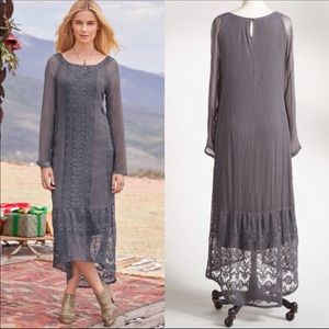 Sundance Viviana 6 Chiffon Maxi Dress